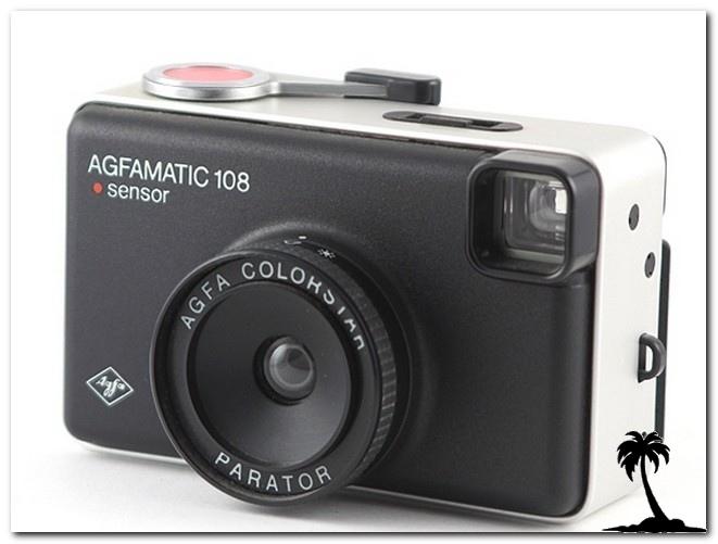 Agfamatic 108 Sensor