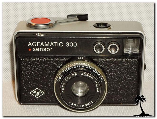 Agfamatic 300 Sensor