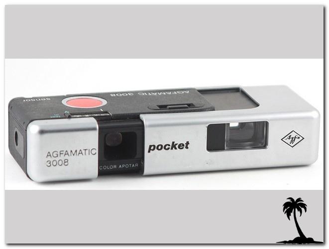 Agfamatic 3008 Pocket
