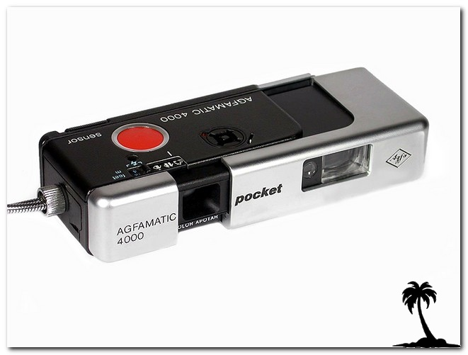 Agfamatic 4000 Flash Pocket