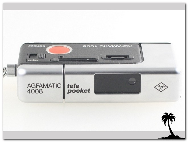 Agfa-Agfamatic 4008 Tele Pocket