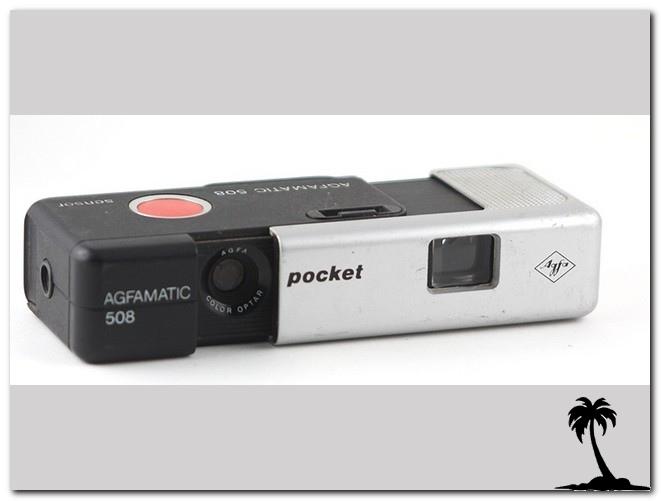 Agfamatic 508 Pocket