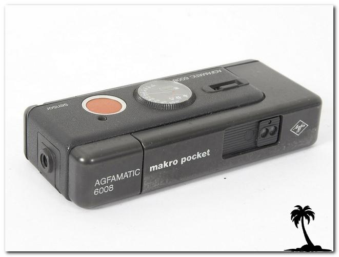 Agfamatic 6008 Macro-Pocket