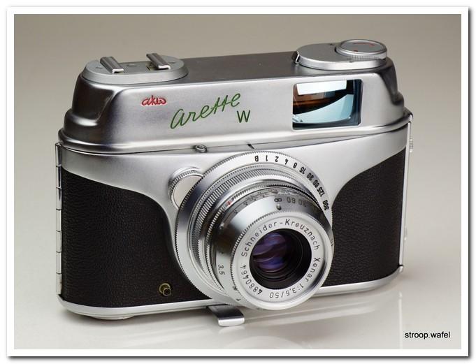 Apparate und Kamerabau-Arette W