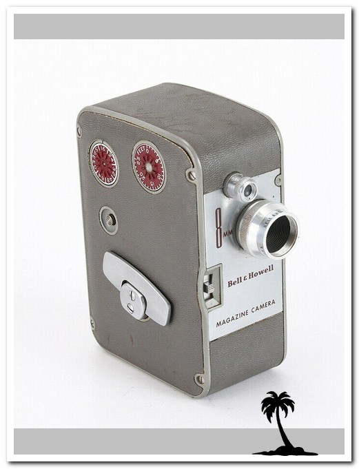 Bell and Howell-Magazine Camera 172