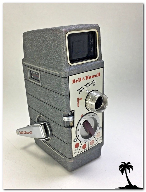 Bell and Howell-Two Twenty