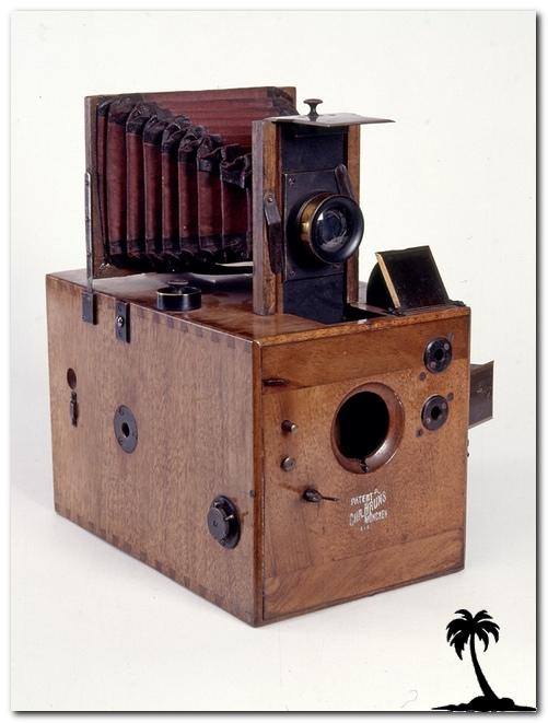 Bruns Christian-Bruns Detective Camera