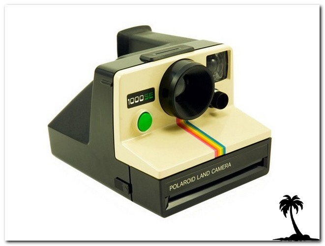 Polaroid-1000 SE