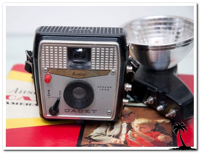 Ansco-Cadet Flash